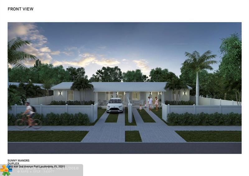 1205 NW 2nd Ave #1 For Sale F10140130, FL