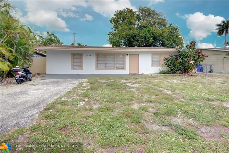1417 NE 29th St  For Sale F10172049, FL