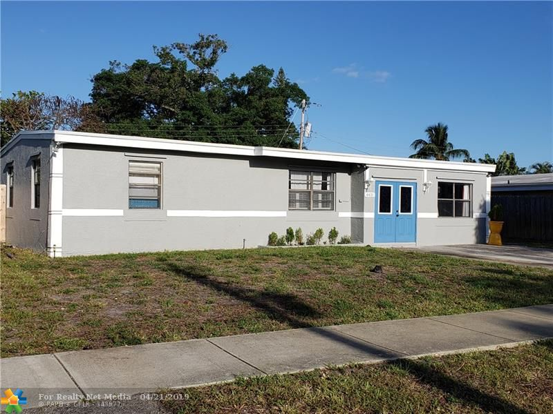 4431 NE 15th Ave  For Sale F10172354, FL